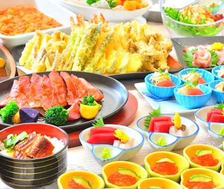 四季折々の食材を使用したお料理